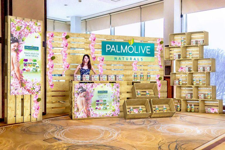 Colgate Palmolive Promo Station